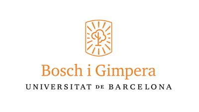 Bosch i Gimpera logo