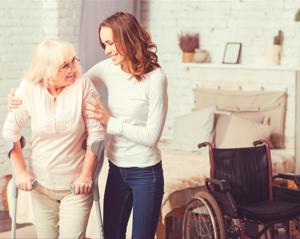 Ajuda a les persones amb esclerosi múltiple, voluntariat