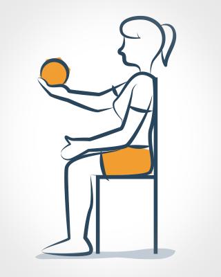 ejercicios para brazos y manos