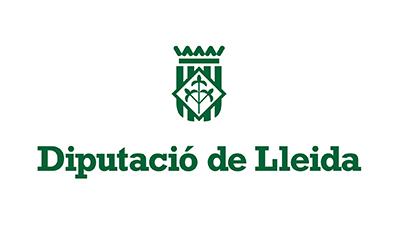 Diputación de Lleida logo