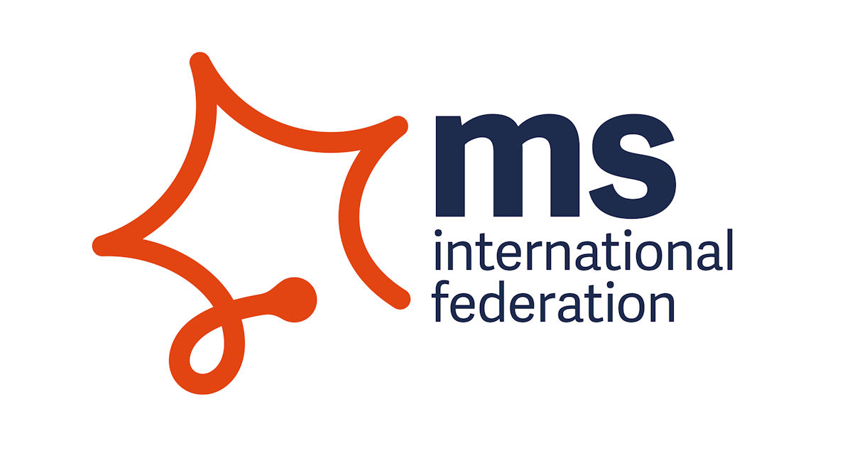 MS International Federation logo