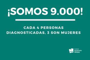 9.000 personas tienen esclerosis múltiple en Cataluña