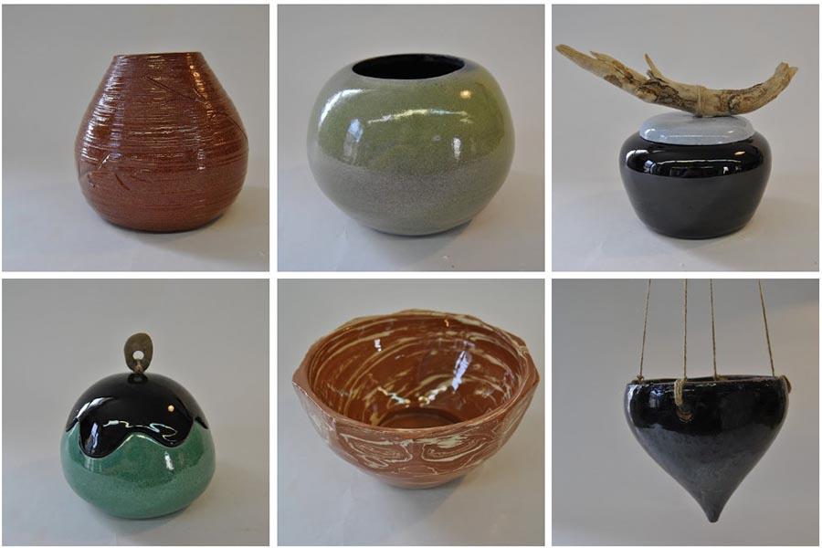 Exposició de ceràmica solidària