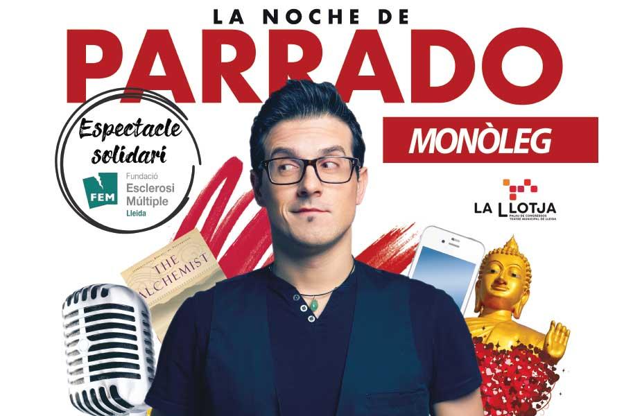 Monòleg a Lleida