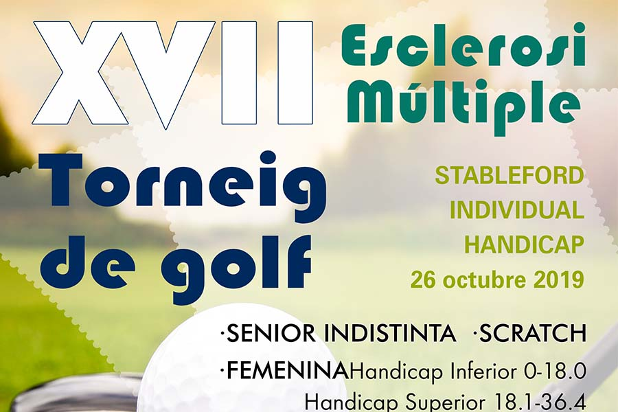 Golf per l'esclerosi múltiple