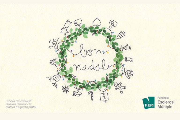 Felicitació de Nadal Fundació Esclerosi Múltiple