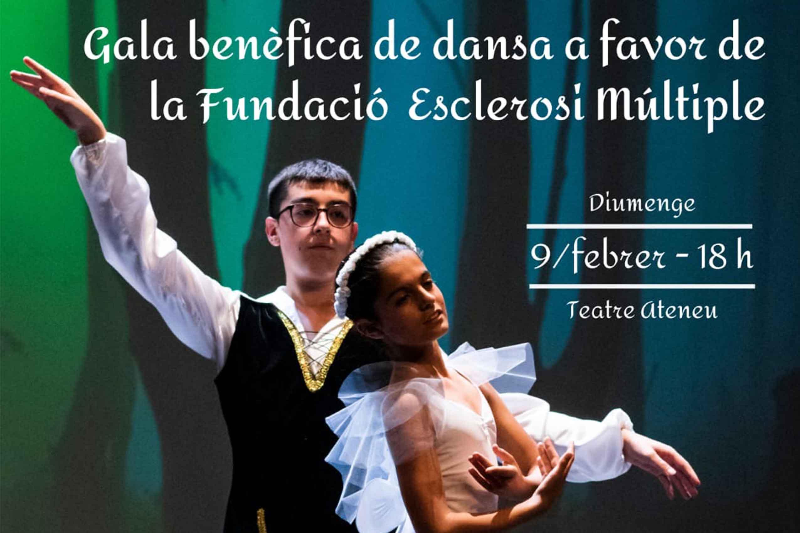 Danza solidaria en Tárrega