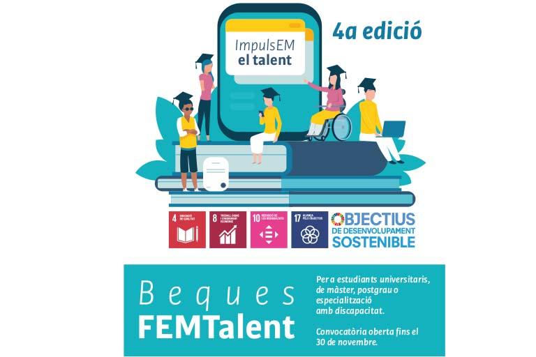 Entreguem les beques FEM Talent