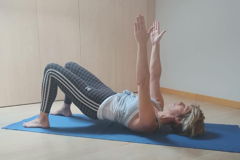 Exercicis rehabilitadors via Instagram