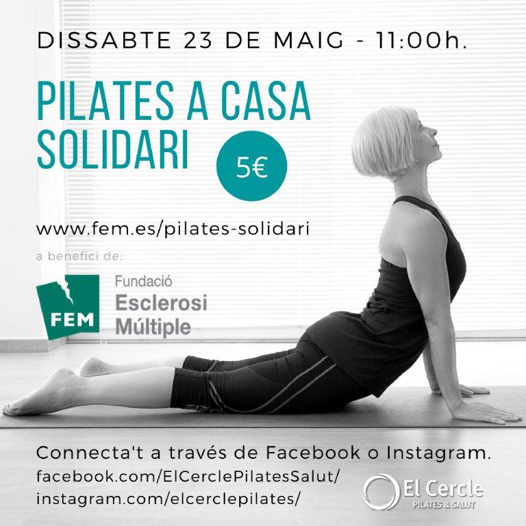 pilates solidari per l'em