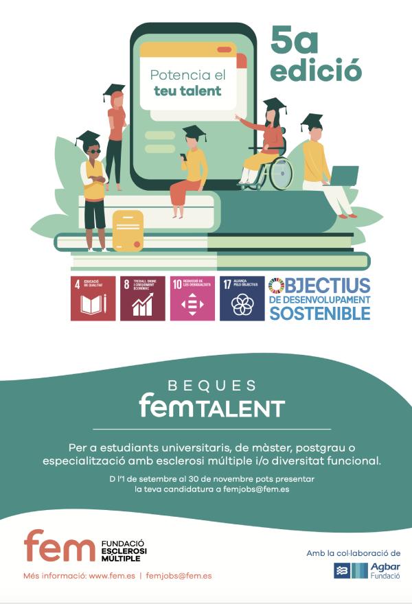 Beques FEM-Talent