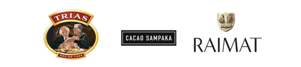 Trias, Raimat i Cacao Sampaka