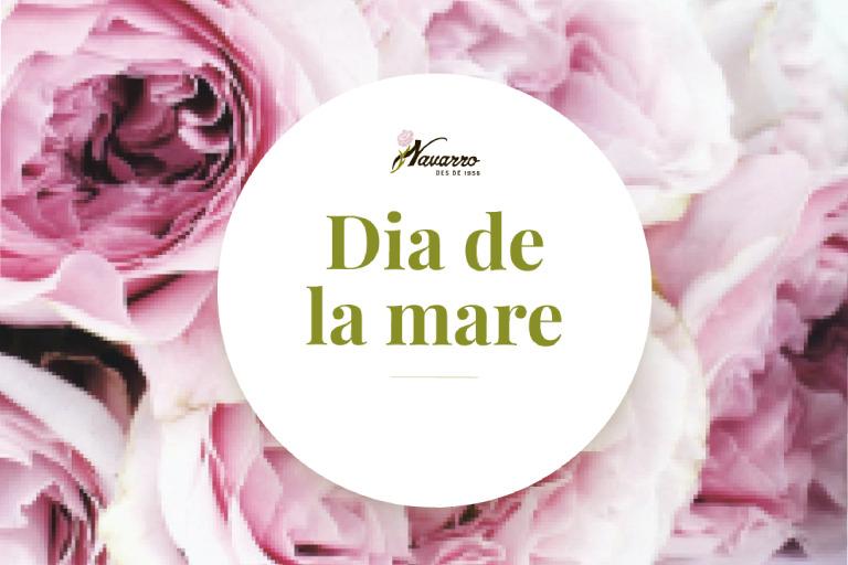 Flores solidarias para el día de la madre